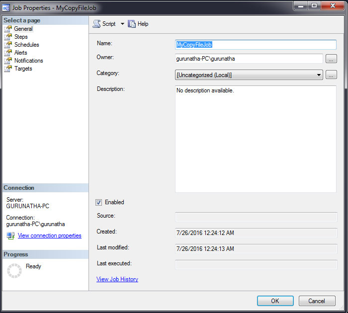 Scheduling SSIS Package From SQL Server Agent Step by Step : Learn ...